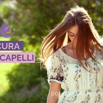 Come proteggere i capelli d'estate?