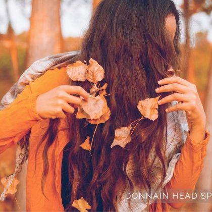 I capelli rossi e le shades dell'autunno