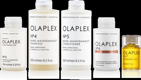 Olaplex 3,4,5,6,7