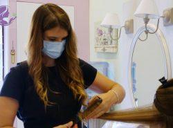 Parrucchiere donna Milano: l'approccio Donna In Head Spa
