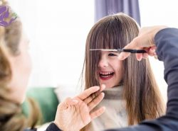 Tagliare i capelli ai bambini qualche consiglio