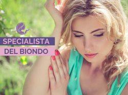 Specialista del Biondo: da una bionda per le bionde!