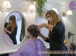 Tagliare i capelli da asciutti: scopri il taglio Inteam8 da Donna In