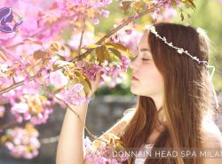Cura dei capelli in primavera