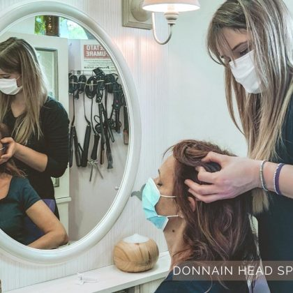 Parrucchiere Olistico: l'approccio biologico di Donna In Head spa